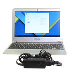 "Samsung Google Chromebook XE303C12-A01US 11.6"" 16GB Storage 2GB Memory Laptop"