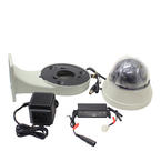 ARM Electronics OCD10XMSD Day/Night Outdoor 10x Zoom Mini PTZ Speed Surveillance Dome Camera