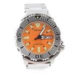 Seiko 7S26-0350 SS Orange Monster Automatic 200M Scuba Diver's Men's Watch