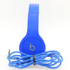 Beats by Dr. Dre Solo HD Headband On-Ear Headphones Drenched Blue