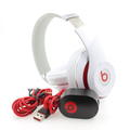 Beats Studio Beats by Dr. Wired Headphones White B0500 Over the ear Headphones