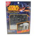 Disney Star Wars R2-D2 AT-AT Steel Sheets Glue less 3D Metal Earth Model 2 Piece Kits