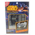 Disney Star Wars Steel Sheets Glueless 3D Metal Earth Model Kits - New, Unopened