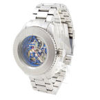 Android Men's AD514BK Maxjet Skeleton Automatic Bracelet Watch