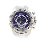 Invicta Men's Reserve Excursion Chronograph Stainless Steel 5526 Watch