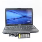 Toshiba Satellite C655D-S5300 Notebook AMD E-300 APU 1.3GHz 4GB 320GB Win 7 Laptop