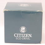 Citizen Eco-drive Ladies Swarowski Crystal Women's Watch EW9870-57E MINT