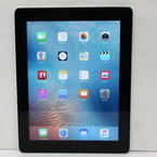 "Apple iPad 3rd Generation 32GB Black 9.7"" Retina Wi-Fi MC706LL/A"
