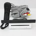 Nintendo Wii Console System Gamecube RVL-101 White