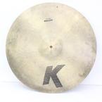 "Rare Zildjian K 20"" Jazz Ride Cymbal 51cm K20"