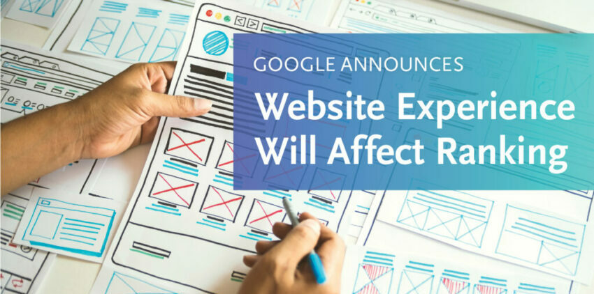 Google Announces Website UX will Affect Ranking