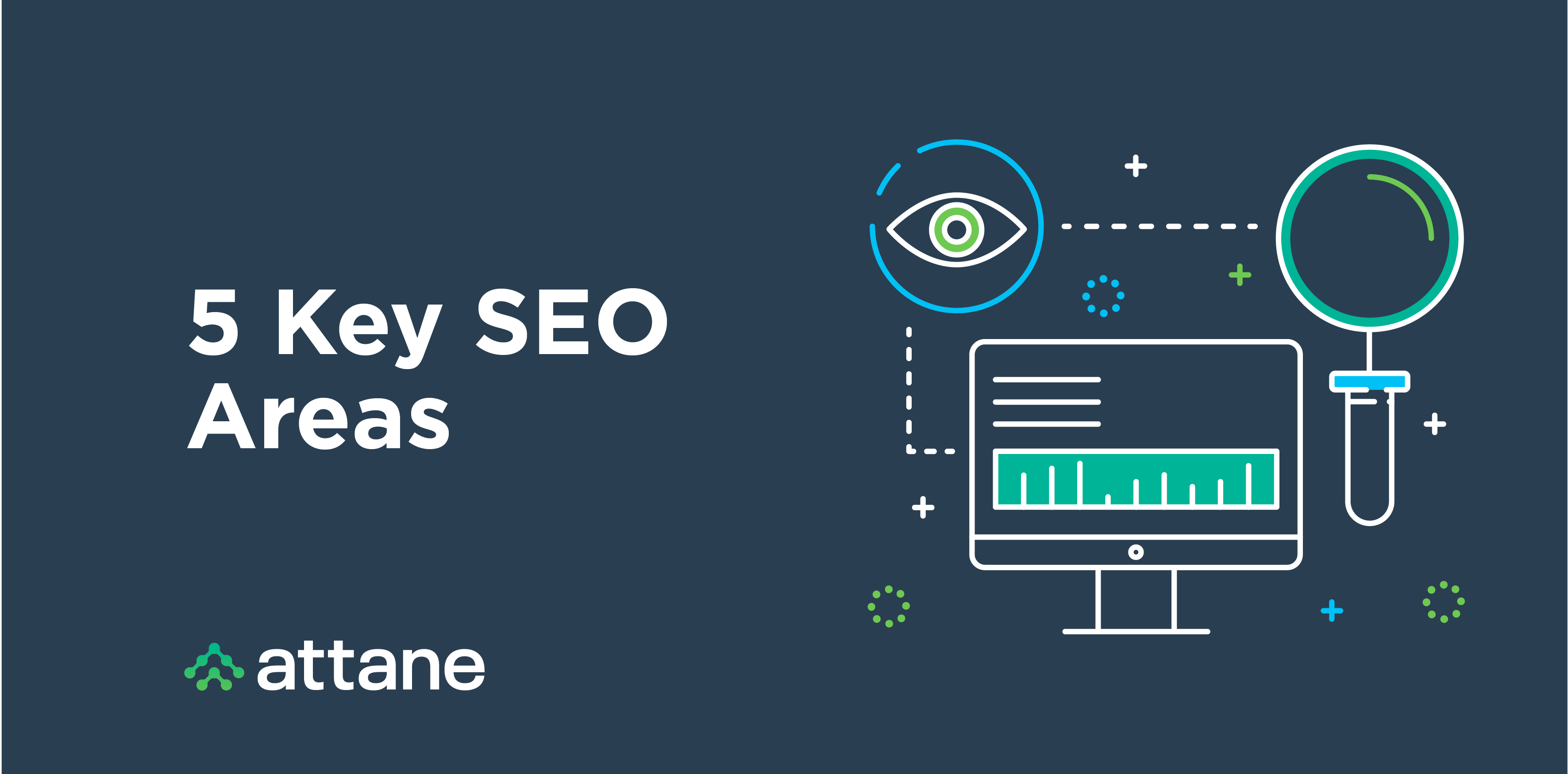 How to Build a Strong SEO Strategy: 5 Key Areas
