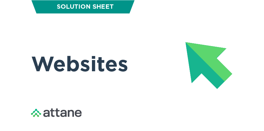 Websites Solution Sheet