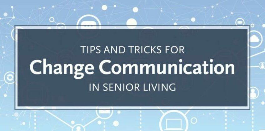 Change Communication in Senior Living