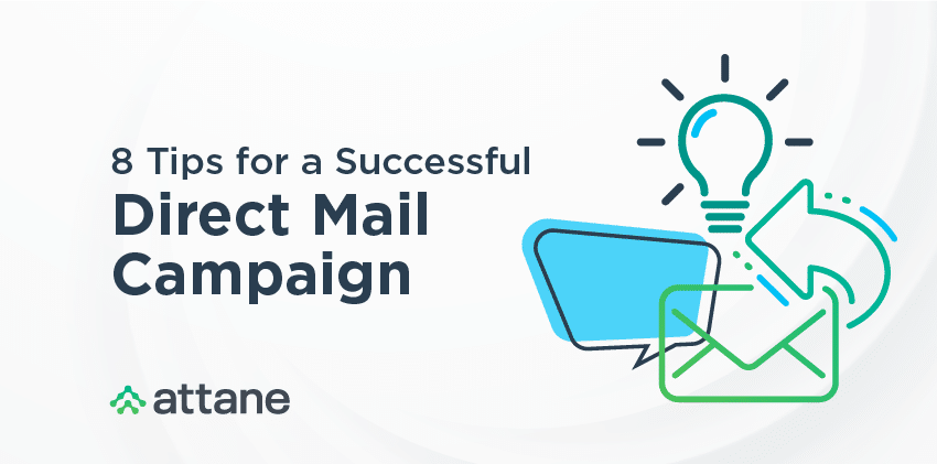 8 Tips for a Successful Direct Mail Campaign