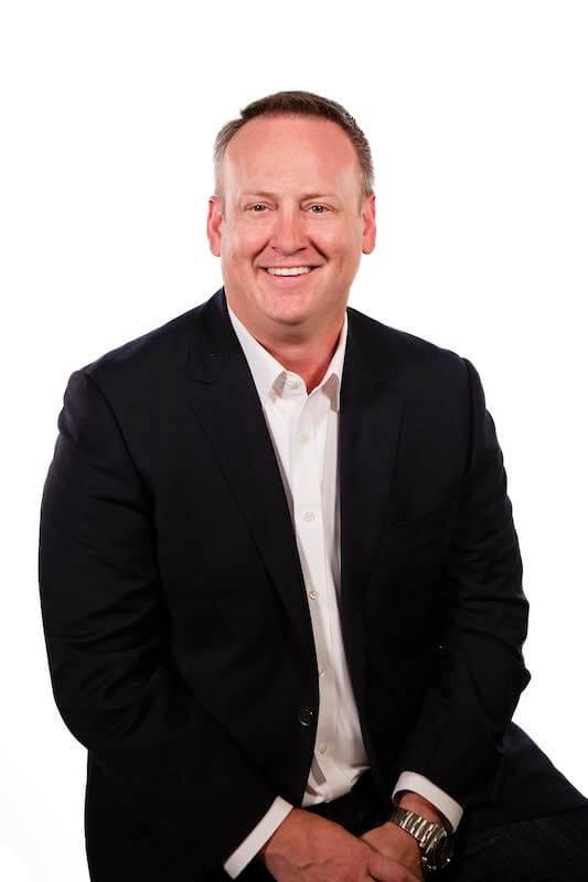 Headshot of Chris Egan, President and CEO of Attane