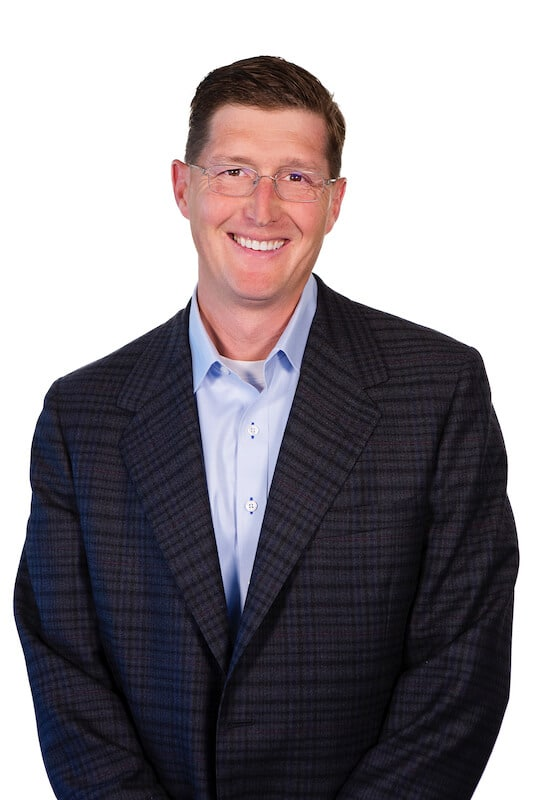 Headshot of Dennis Ehrich, Chief Technology Officer at Attane