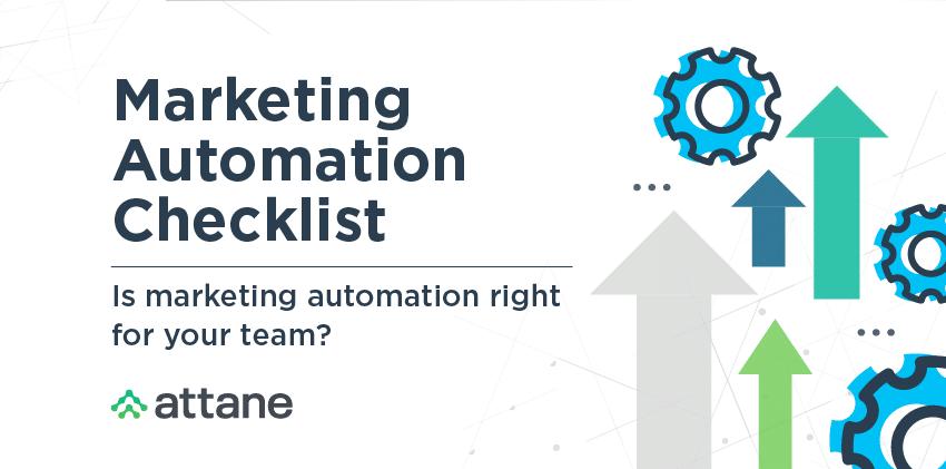 Marketing Automation Checklist