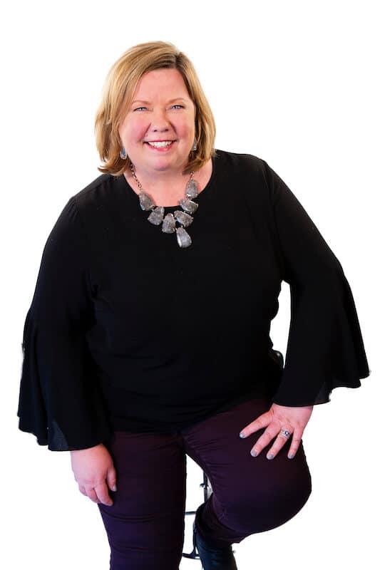 Headshot of Susan Bogan, Chief Customer Officer of Attane