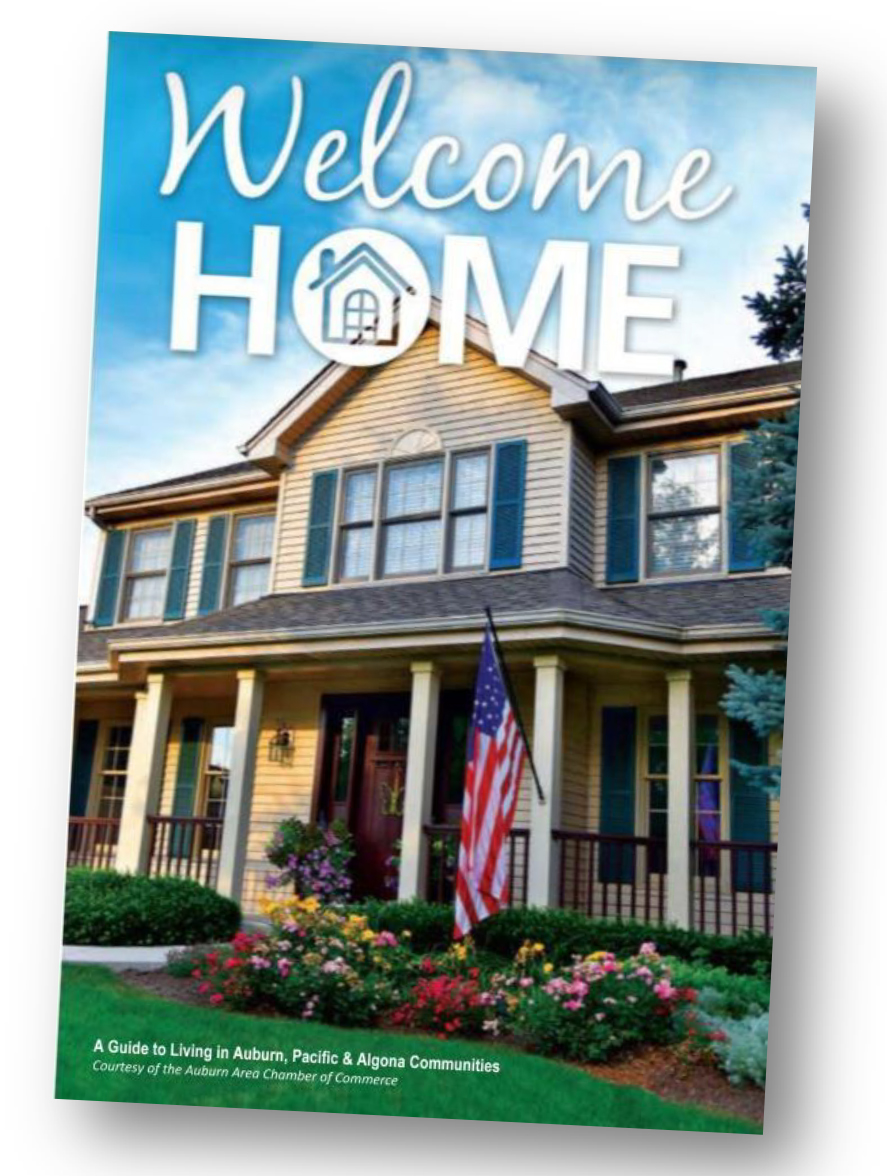 Welcome Home to Auburn, Algona and Pacific