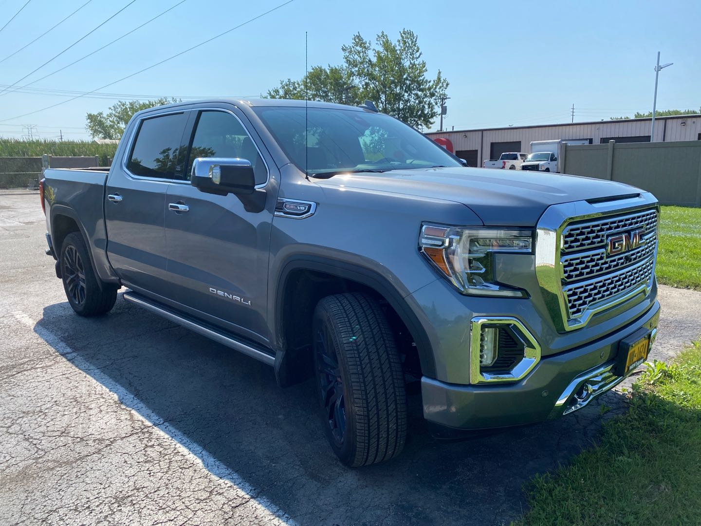 Used 2020 GMC Sierra