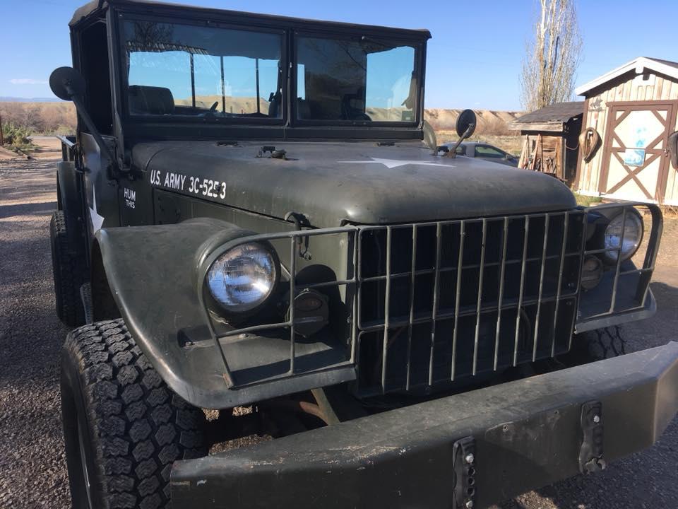 1952 ダッジ M37 ミリタリー トラック