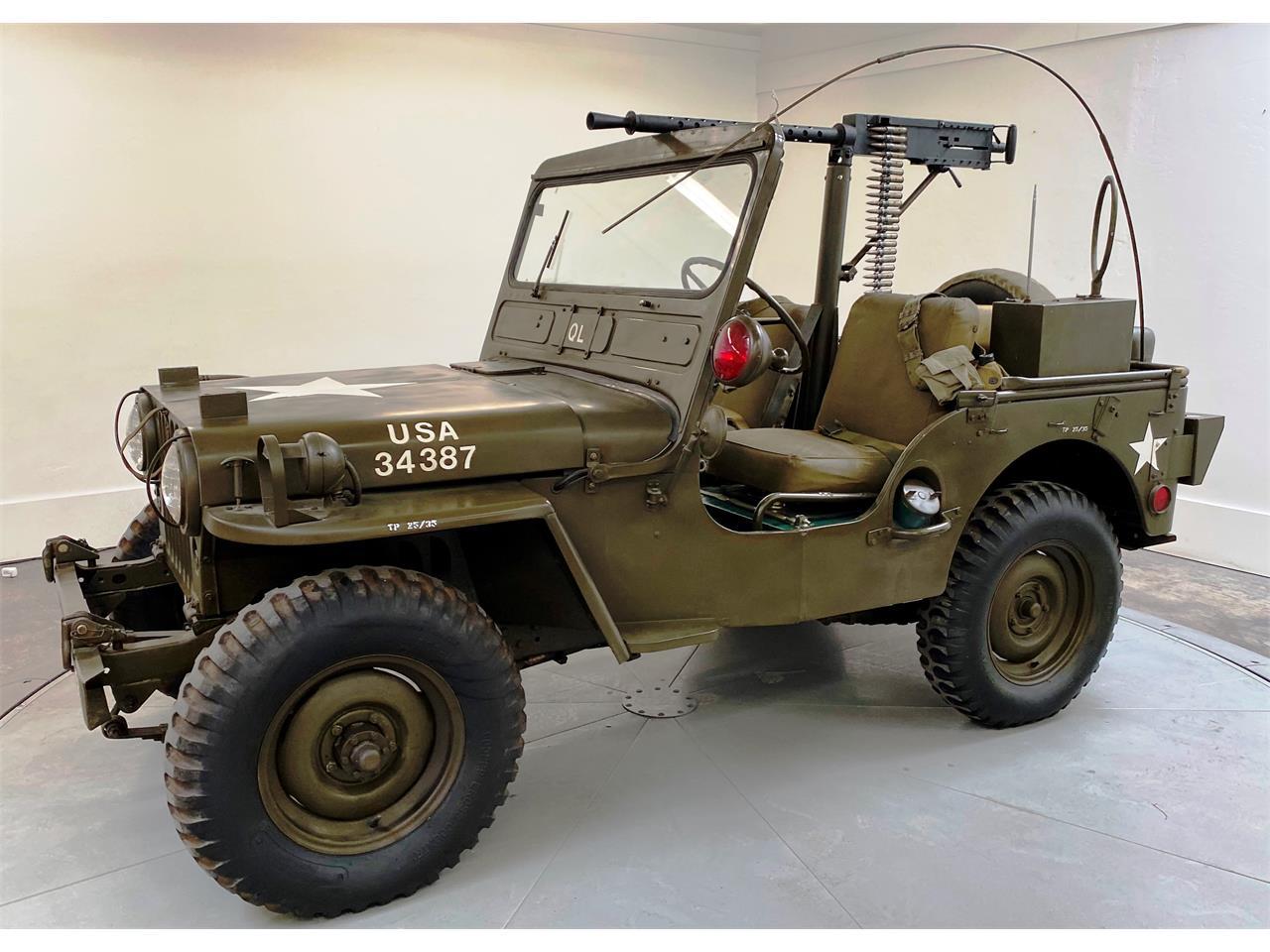 1951 ウイリス M38 ジープ