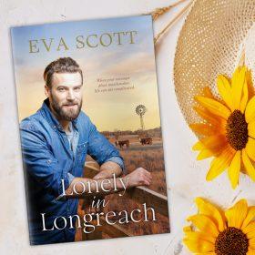 New Release & Giveaway – Lonely in Longreach by Eva Scott