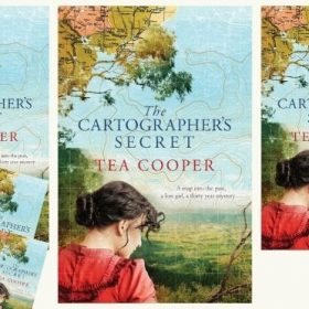 NEW RELEASE – The Cartographer's Secret by Tea Cooper