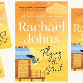 NEW RELEASE – Flying the Nest by Rachael Johns