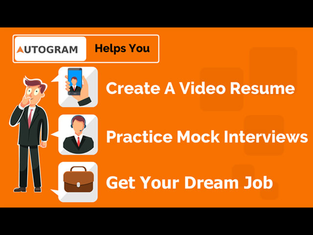 Autogram Mock Interview - Practice Interview Questions and