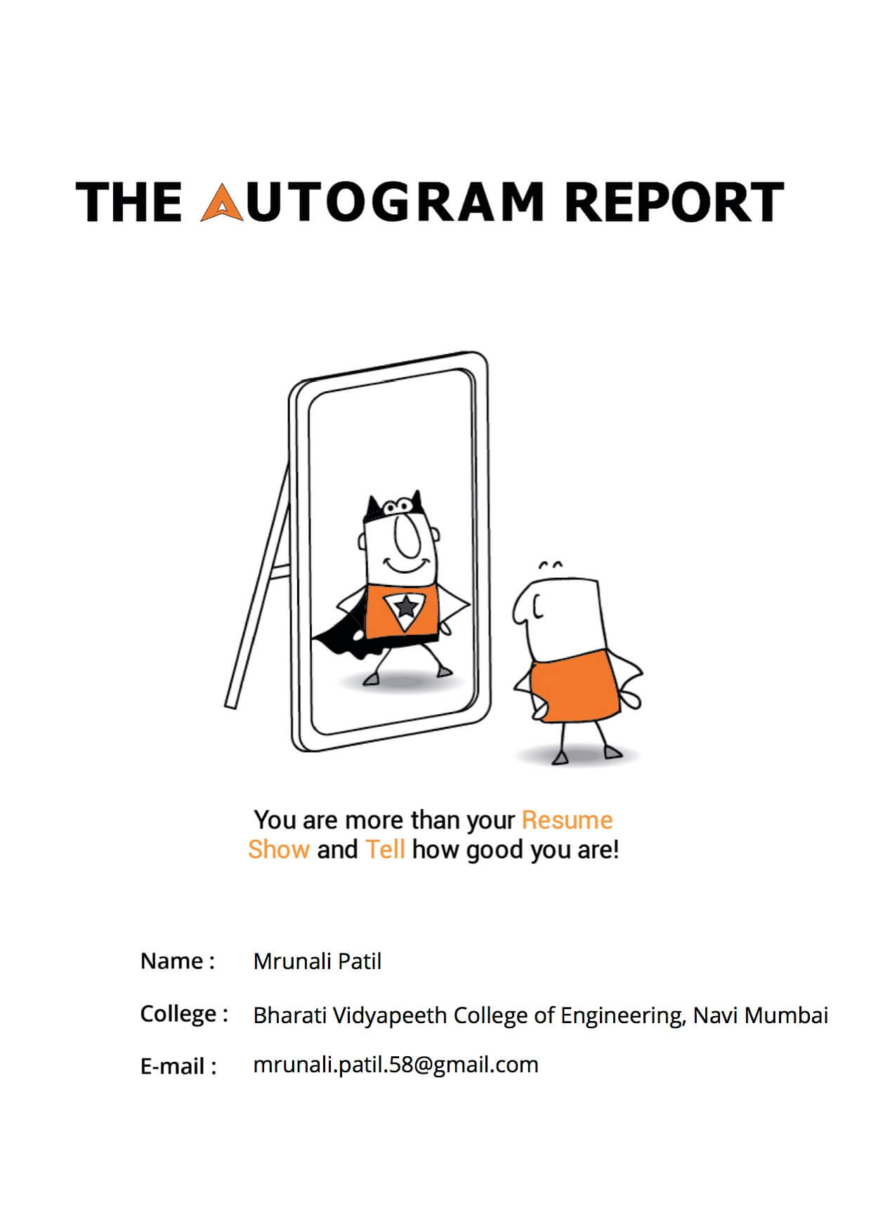 Autogram Mock Interview - Practice Interview Questions and get