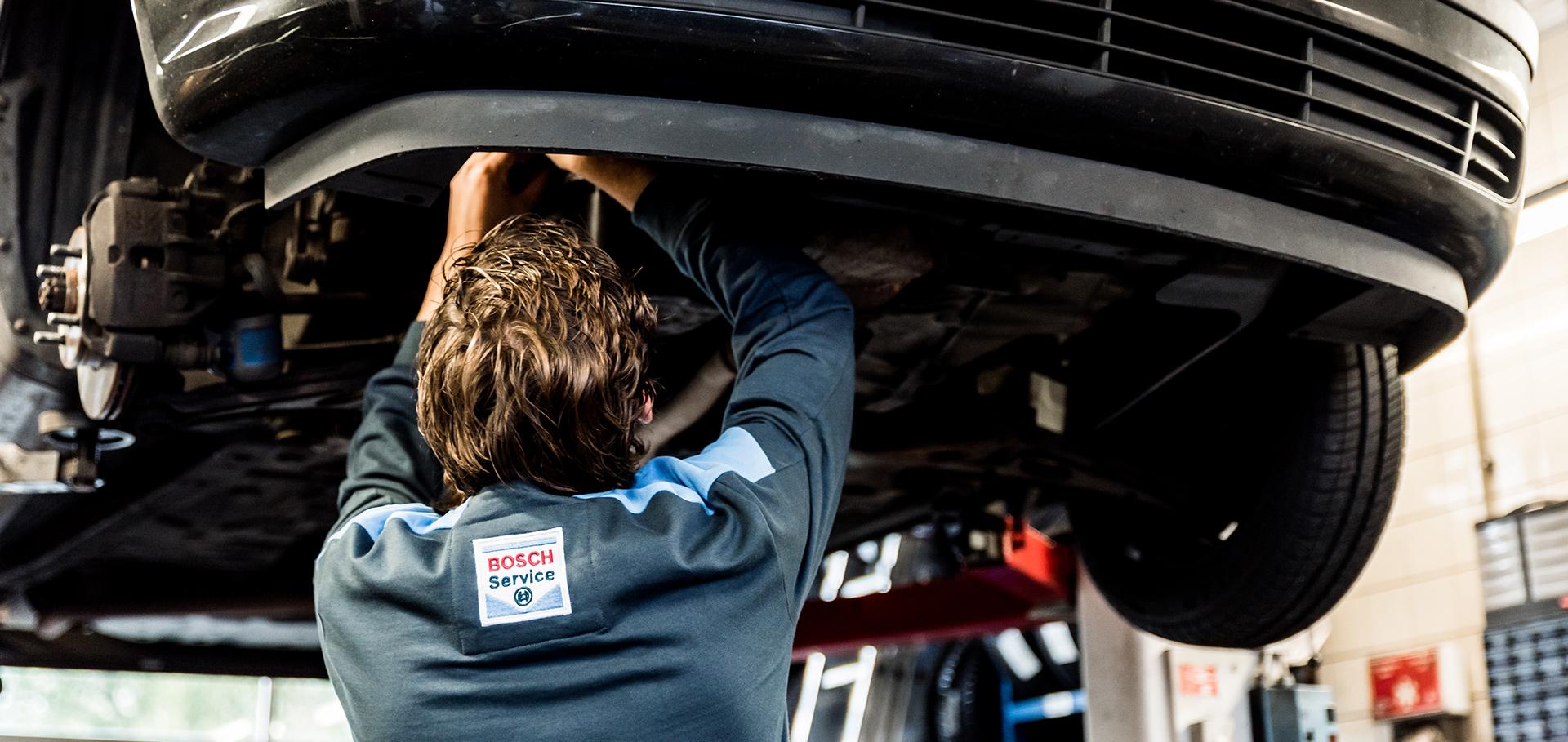 Auto onderhoud Garage van Treuren
