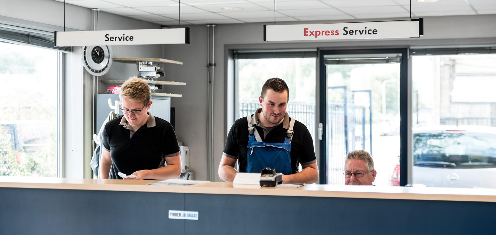 Kentekenloket Autobedrijf Noorddijk Maassluis