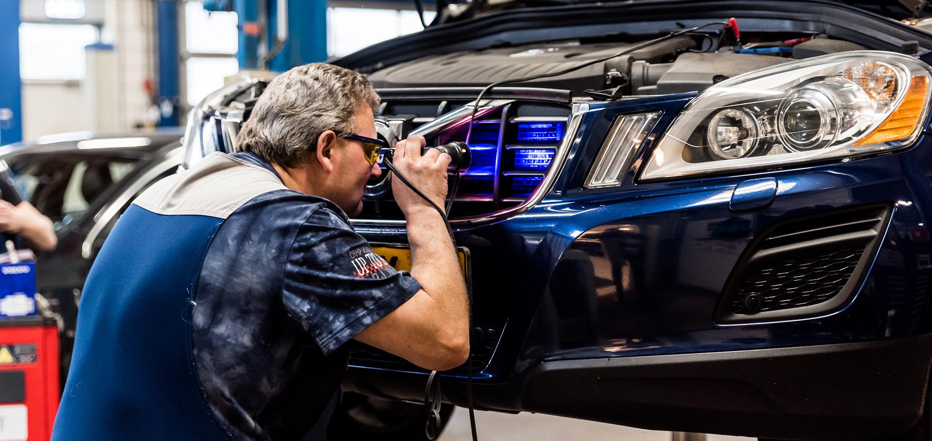 Volvo onderhoud Autobedrijf Brouwer Rogat