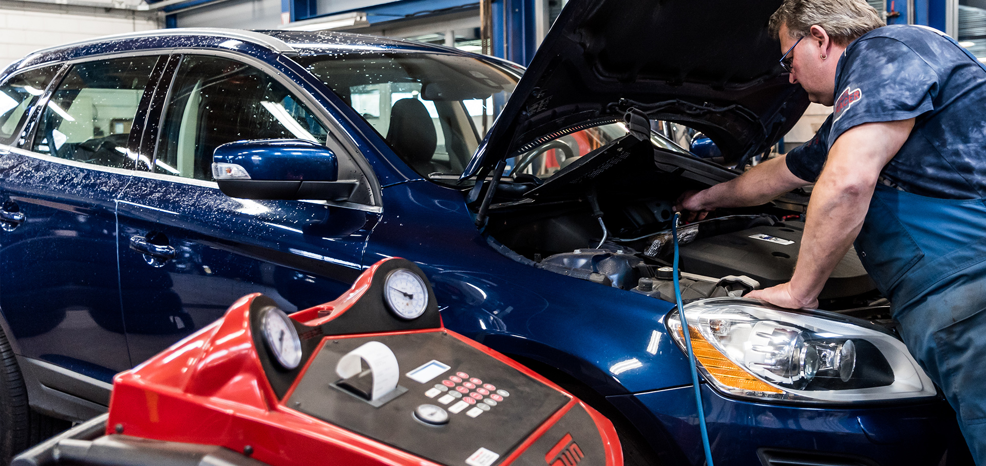 Volvo airco onderhoud Rogat