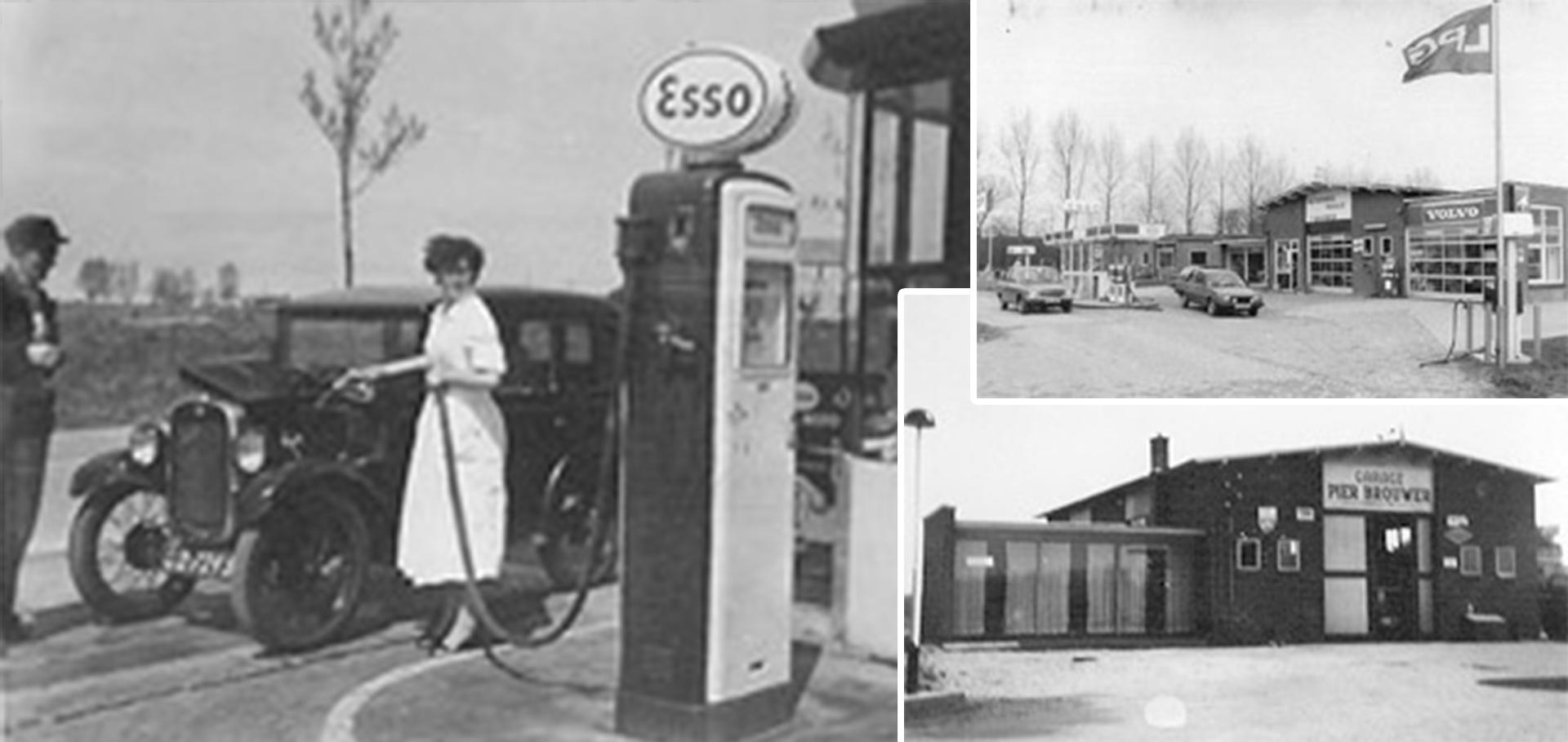 Historie Autobedrijf Brouwer