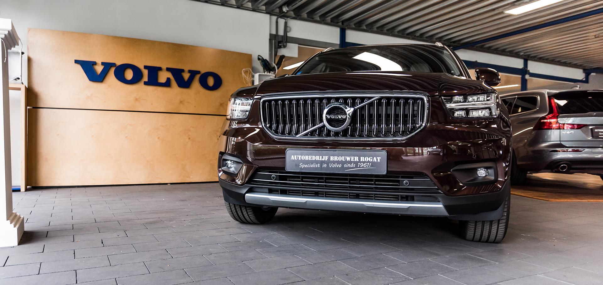 Volvo specialist Autobedrijf Brouwer Rogat