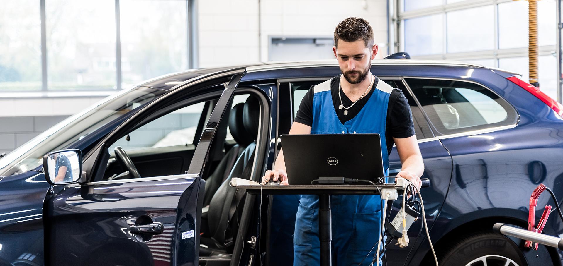 Volvo Rica Tuning Autobedrijf Brouwer