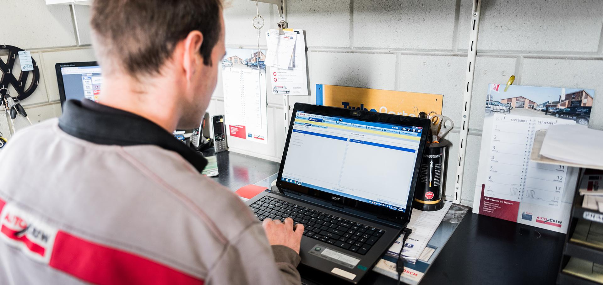 Diagnose Autoservice Sint Hubert