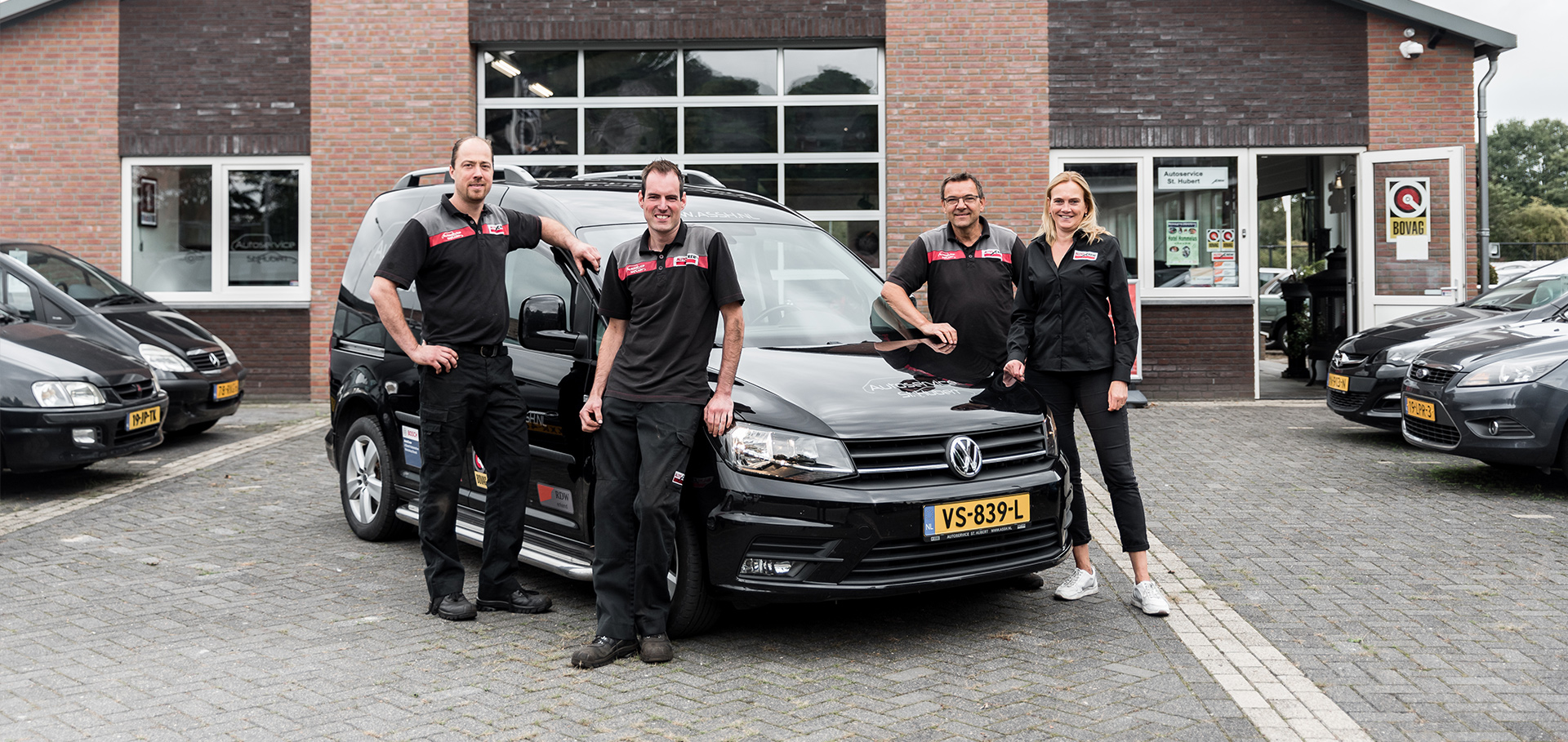 Team Autoservice Sint Hubert