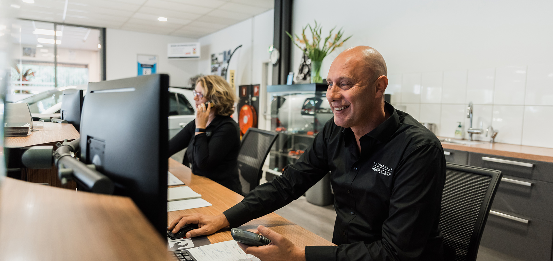Diensten Autobedrijf Ron Plomp