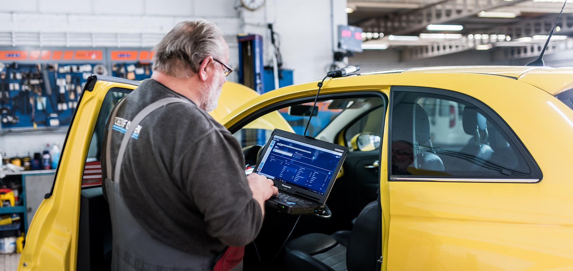 Storing uitlezen Autobedrijf Dingen
