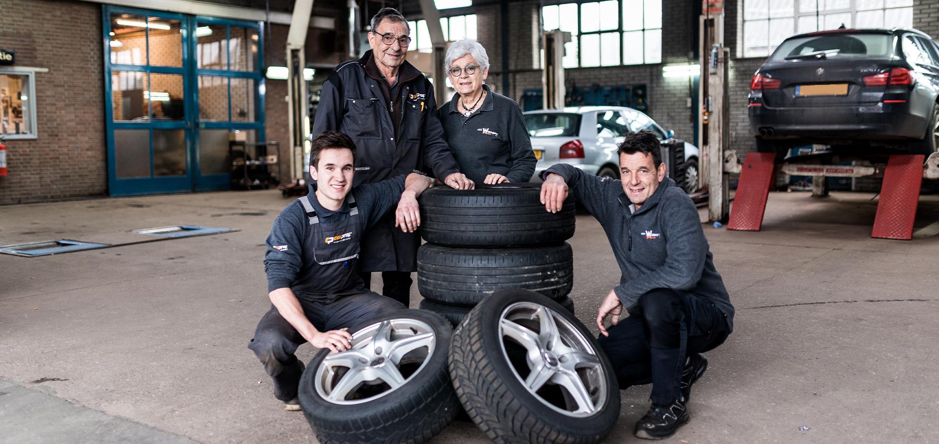 Team Autobedrijf Van Willegen Andel