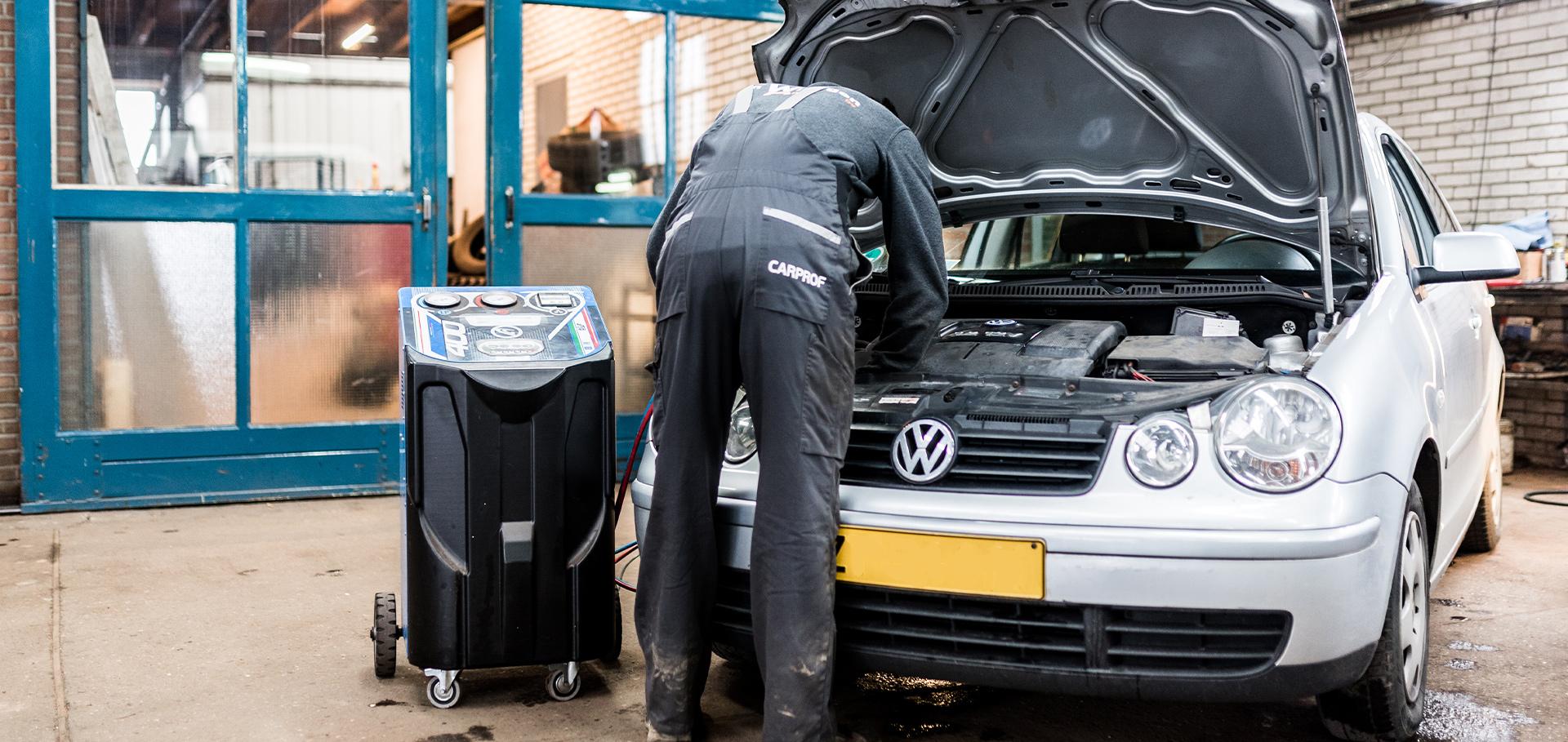 Airco service Van Willegen Andel