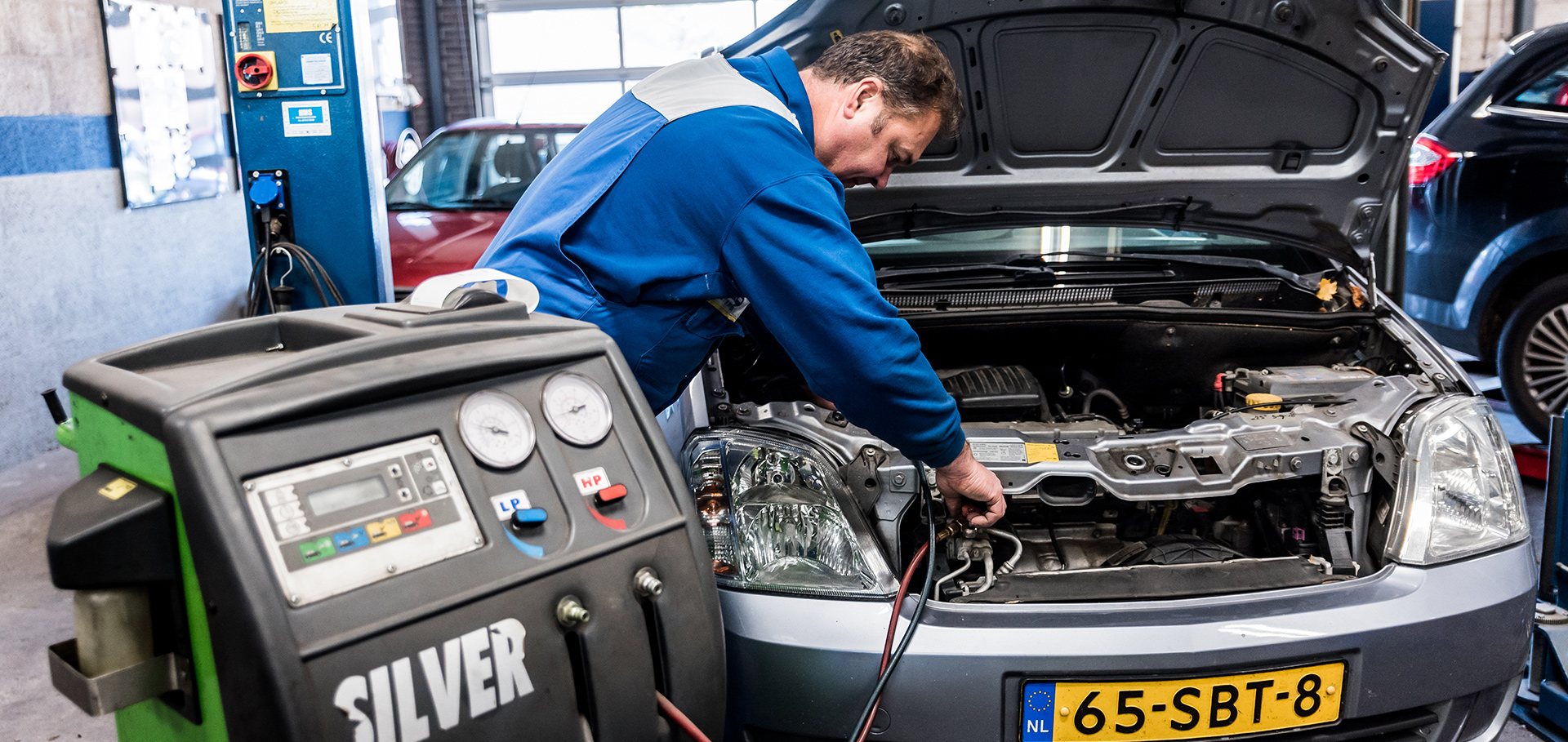 Aircoservice Auto van Dinther