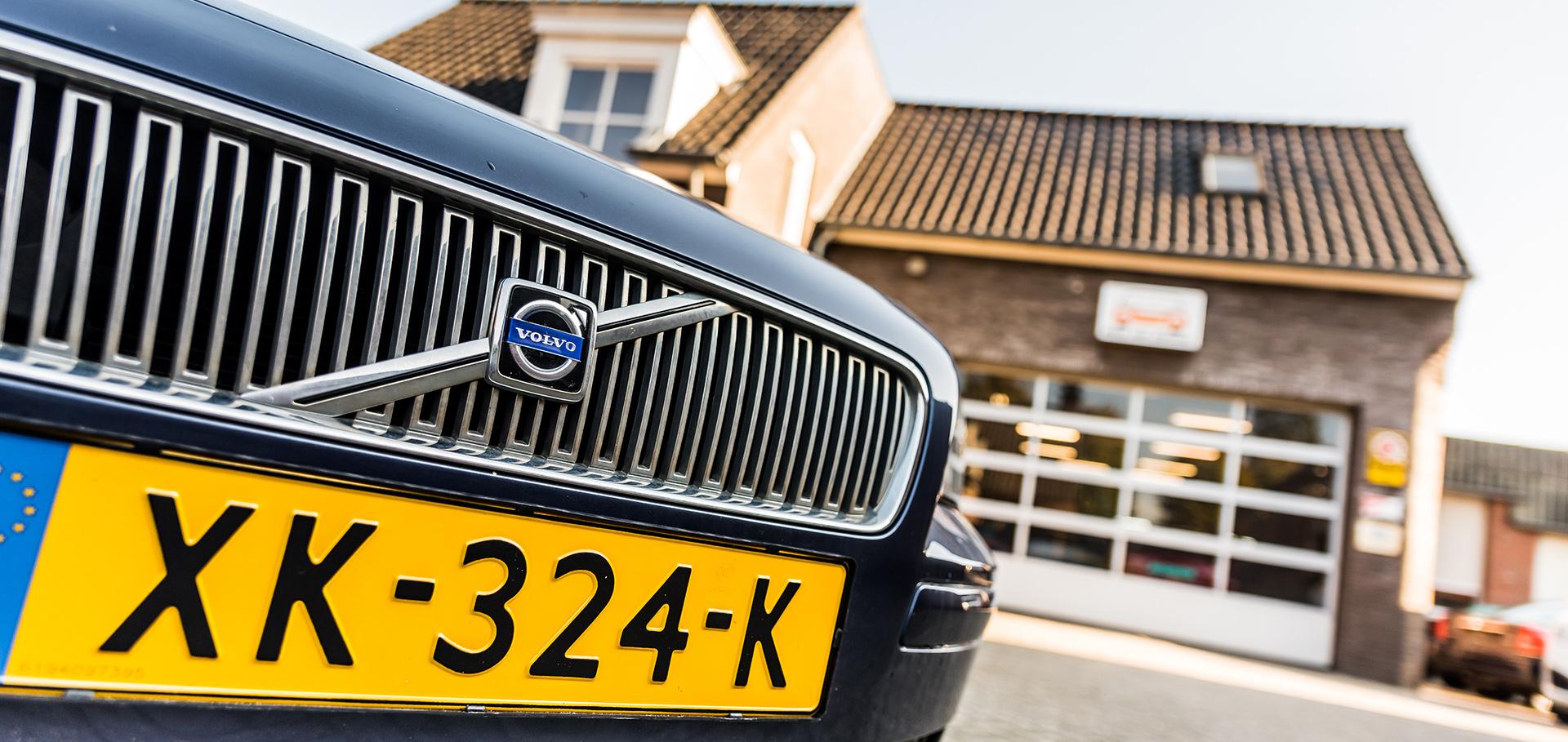 Volvo specialist Milheeze