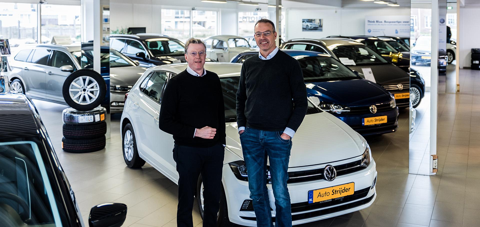 Eigenaren Auto Strijder Zandvoort