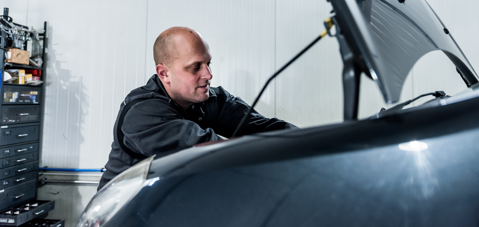 Onderhoud hybride auto's CarProf Hooge Zwaluwe