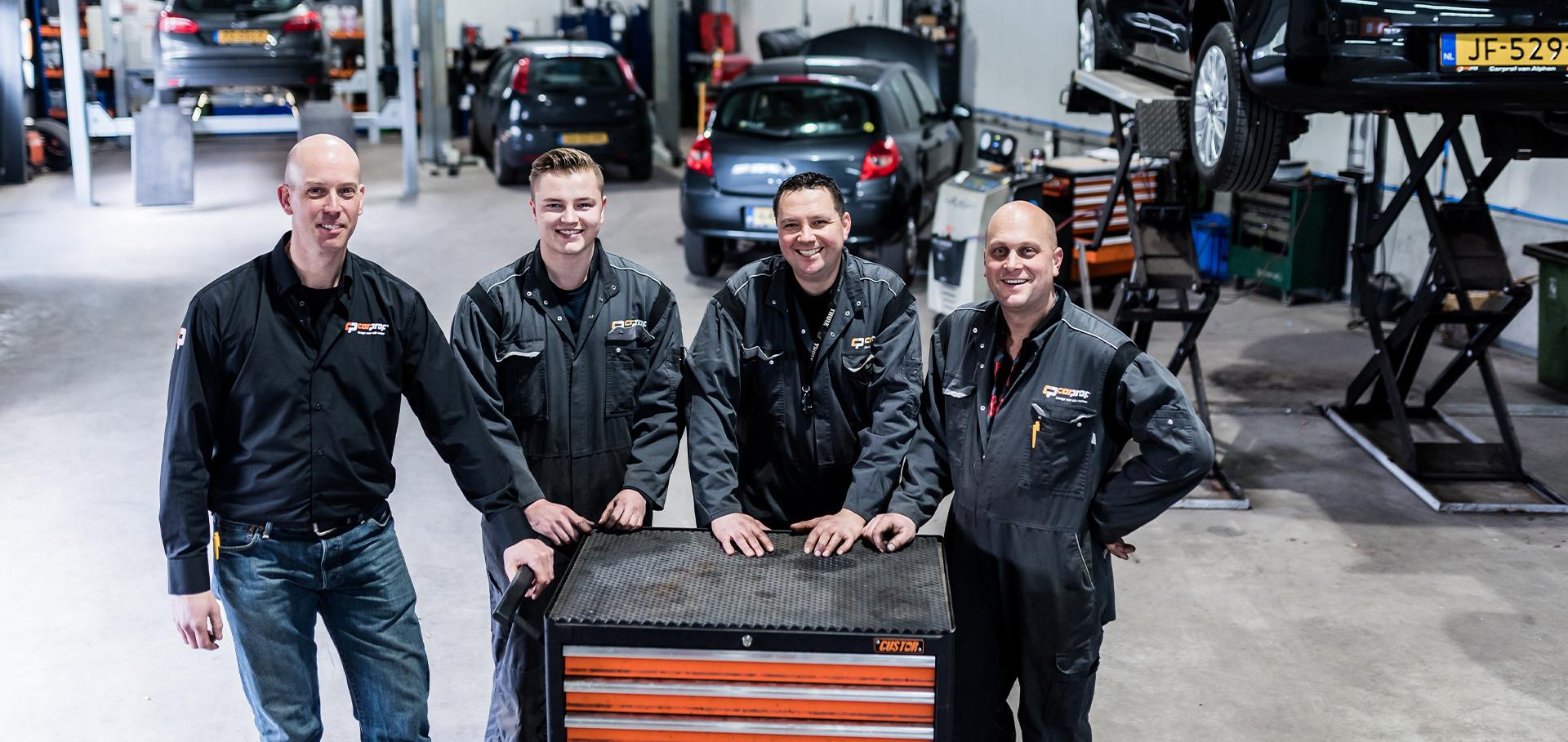 Team CarProf van Alphen